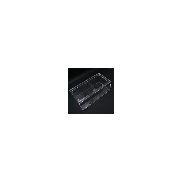 □メーカー直送 (受注生産)アクリル水槽 1800×450×600mm 板厚:10×12×8mm 同梱不可 別途送料