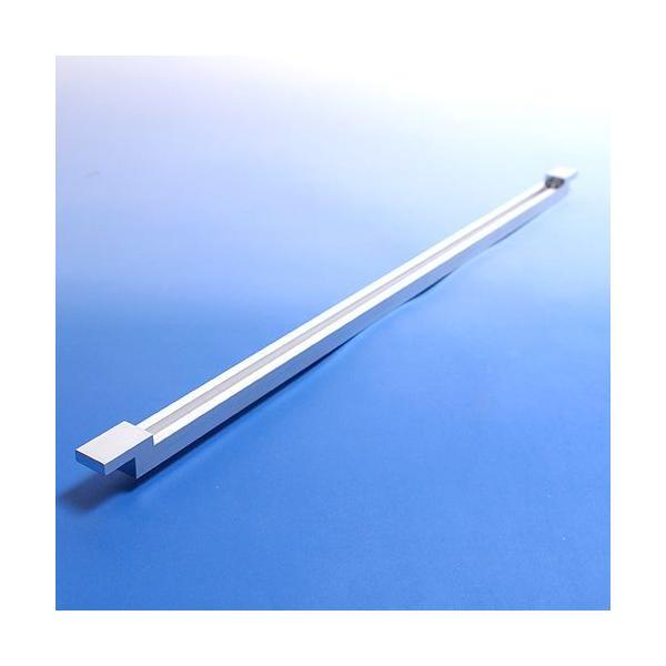 取寄せ商品 テクニカインバーターライト60専用アルミサポート(120cmオールガラス専用)