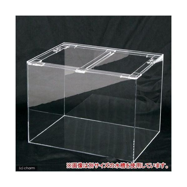□メーカー直送 アクリル水槽 アクリルクリアタンク(90×30×36cm・板厚5×5×4mm) 90cm水槽 同梱不可・別途送料