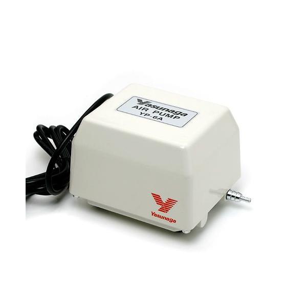 取寄せ商品 安永電磁式エアーポンプ(ブロワー)YP−6A 120cm以上水槽用エアーポンプ 沖縄別途送料