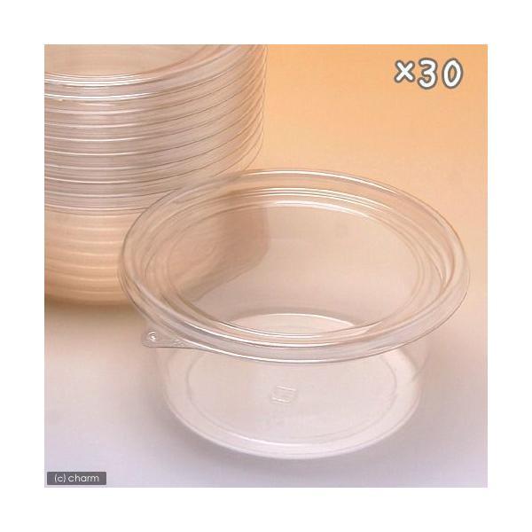 プリンカップ 小 約85ml×30個(DT81−90TC) カブトムシ クワガタ 卵 幼虫 繁殖