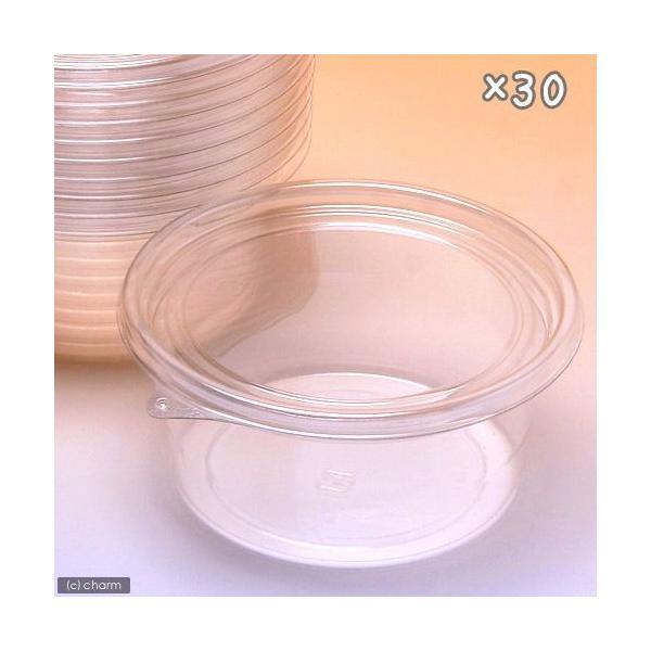 プリンカップ 大浅 約370ml×30個 (DT129−430TC) カブトムシ クワガタ 卵 幼虫 繁殖