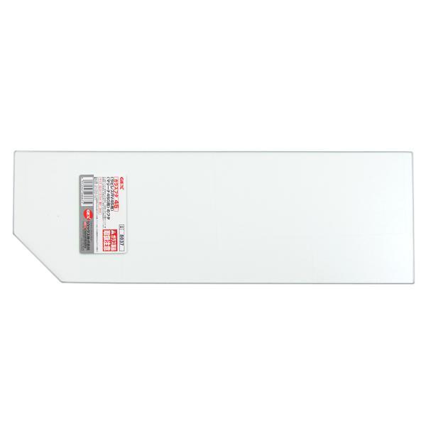 GEX ガラスフタ 45(ラピレス45、マリーナ450用のフタ 幅424×奥行137×厚さ3mm) ジェックス 関東当日便|chanet