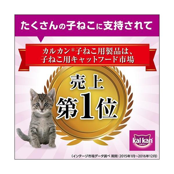 アソート カルカン パウチ ゼリー・スープ仕立て 12ヶ月までの子猫用 70g 4種4袋入り キャットフード カルカン 関東当日便|chanet|04