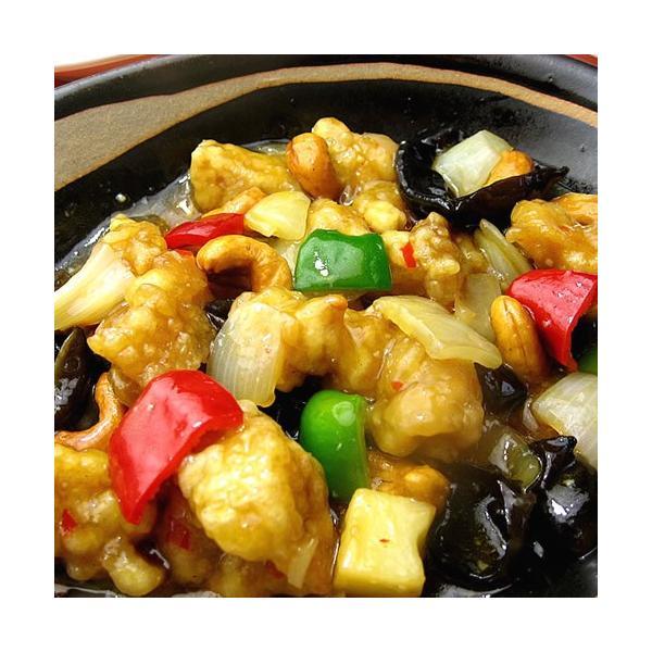 鶏肉と野菜のカシューナッツ炒め(200g)  おつまみ 酒 冷凍真空パック 調理は湯煎で10分
