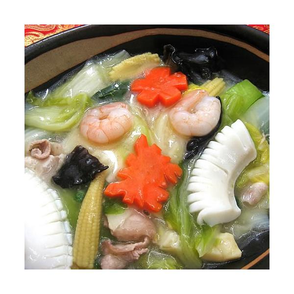 八宝菜(200g)はっぽうさい ハッポウサイ 冷凍真空パック 調理は湯煎で10分