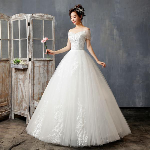 18407c59abf4d ウエディングドレス ロングドレス ウェディングドレス イブニングドレス ...