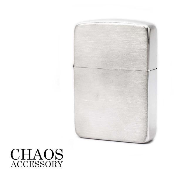 【正規取扱店】ZIPPO オイルライター ジッポー 純銀 ZIPPO #24 1941レプリカ サテン