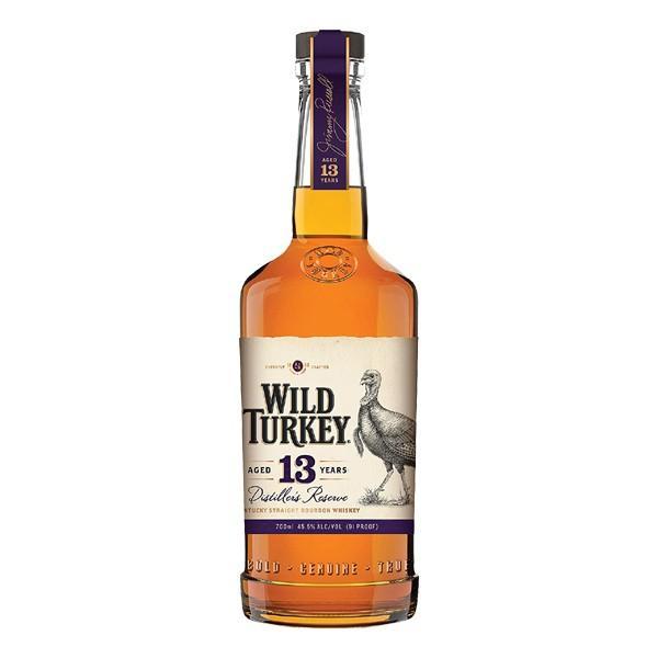 お酒 ウイスキー ワイルドターキー 13年 ディスティラーズ リザーブ 45.5° 700ml (専用箱入り) :721059000291:チャップリンYahoo!店 - 通販 - Yahoo!ショッピング