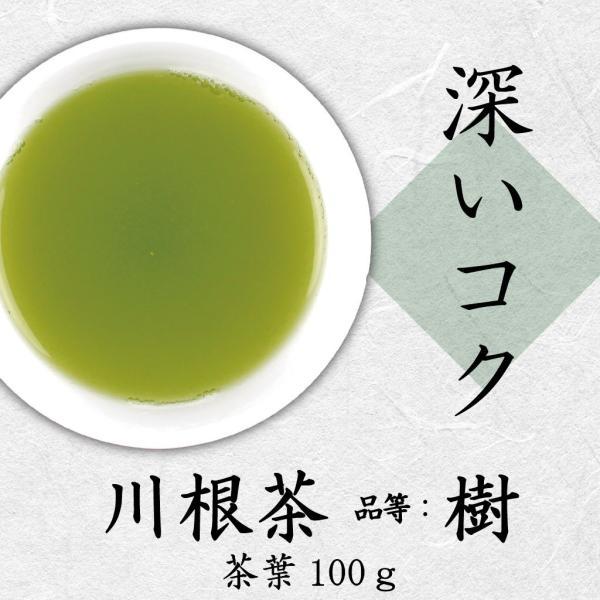 川根茶 品等:樹 茶葉100g   深蒸し煎茶 深いコク|chappaya-hamamatsu