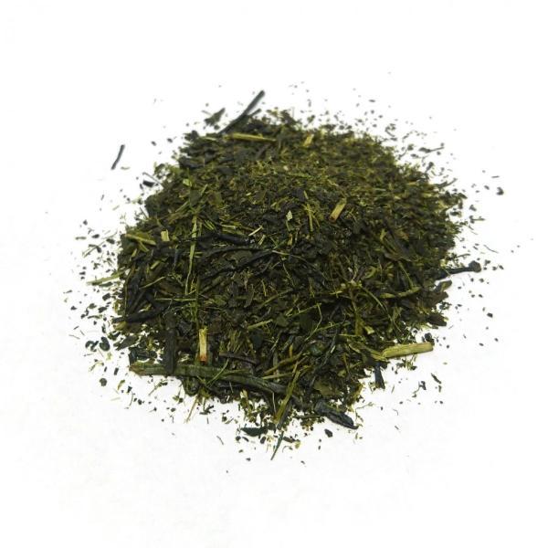 業務用 深蒸し茶 茶葉500g / お徳用|chappaya-hamamatsu|02