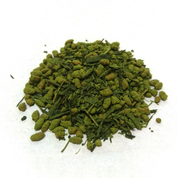 業務用 抹茶入り 玄米茶 茶葉500g / お徳用|chappaya-hamamatsu|02