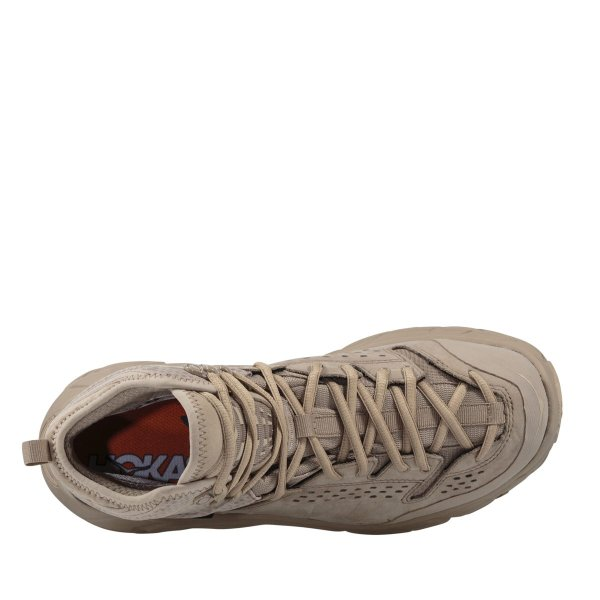 finest selection 7ae60 5c70f HOKA ONEONE TOR ULTRA HI WP (OXFORD TAN) 18SP-I /【Buyee ...