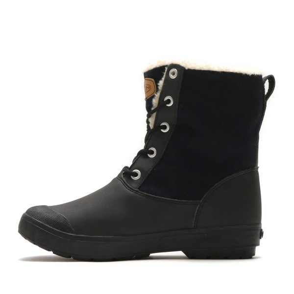 キーン KEEN ブーツ オークン WP (BLACK) 16FA-I|chapter-ex|03