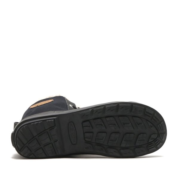 キーン KEEN ブーツ オークン WP (BLACK) 16FA-I|chapter-ex|04
