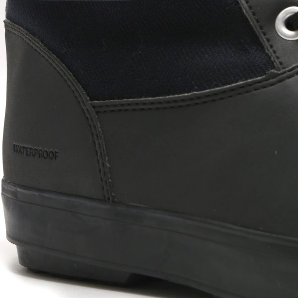 キーン KEEN ブーツ オークン WP (BLACK) 16FA-I|chapter-ex|09