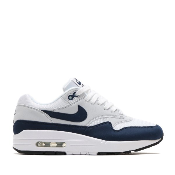 NIKE WMNS AIR MAX 1 (WHITE/OBSIDIAN-PURE PLATINUM-BLACK) 18SP-S|chapter-ex