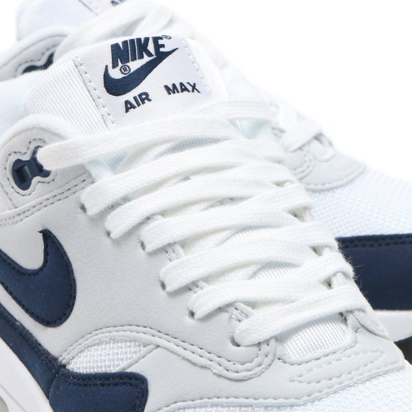 NIKE WMNS AIR MAX 1 (WHITE/OBSIDIAN-PURE PLATINUM-BLACK) 18SP-S|chapter-ex|09