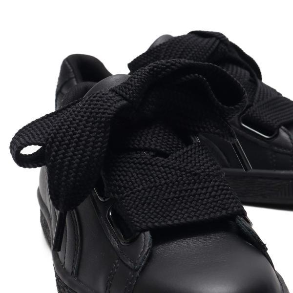 プーマ PUMA スニーカー バスケット ハート バイオハッキング ウィメンズ (PUMA BLACK-PU) 19SP-I|chapter-ex|07