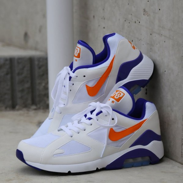 NIKE AIR MAX 180 (WHITE/BRIGHT CERAMIC-DARK CONCORD) 18SP-S|chapter-ex