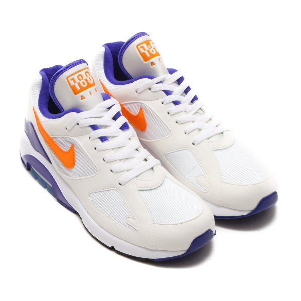 NIKE AIR MAX 180 (WHITE/BRIGHT CERAMIC-DARK CONCORD) 18SP-S|chapter-ex|02