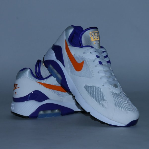 NIKE AIR MAX 180 (WHITE/BRIGHT CERAMIC-DARK CONCORD) 18SP-S|chapter-ex|13