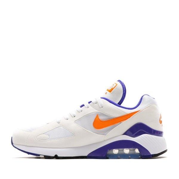 NIKE AIR MAX 180 (WHITE/BRIGHT CERAMIC-DARK CONCORD) 18SP-S|chapter-ex|04