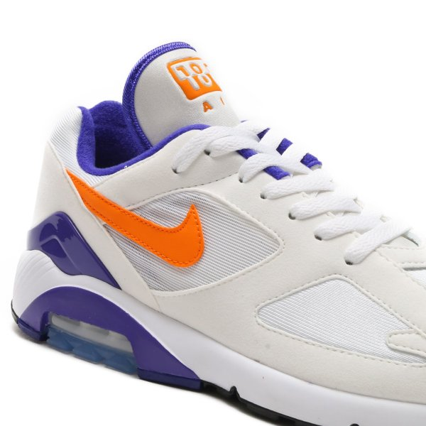 NIKE AIR MAX 180 (WHITE/BRIGHT CERAMIC-DARK CONCORD) 18SP-S|chapter-ex|10