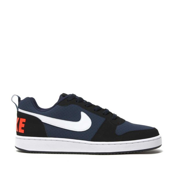 ナイキ NIKE スニーカー コート バーロウ ロー SL (OBSIDIAN/WHITE-BLACK-SOLAR RED) 17HO-I|chapter-ex|02