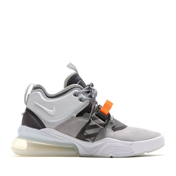 NIKE AIR FORCE 270 (WOLF GREY/WHITE-DARK GREY-SAIL) 18SP-S|chapter-ex|03