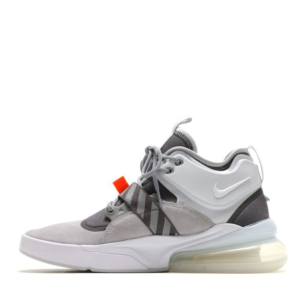 NIKE AIR FORCE 270 (WOLF GREY/WHITE-DARK GREY-SAIL) 18SP-S|chapter-ex|04