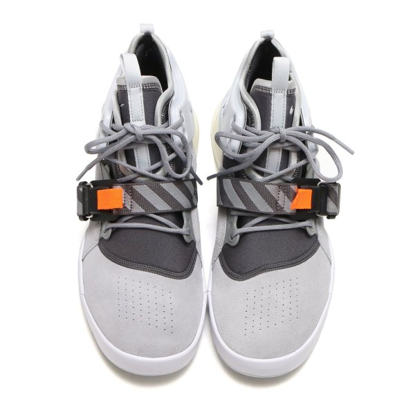 NIKE AIR FORCE 270 (WOLF GREY/WHITE-DARK GREY-SAIL) 18SP-S|chapter-ex|05