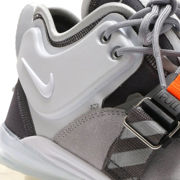 NIKE AIR FORCE 270 (WOLF GREY/WHITE-DARK GREY-SAIL) 18SP-S|chapter-ex|09