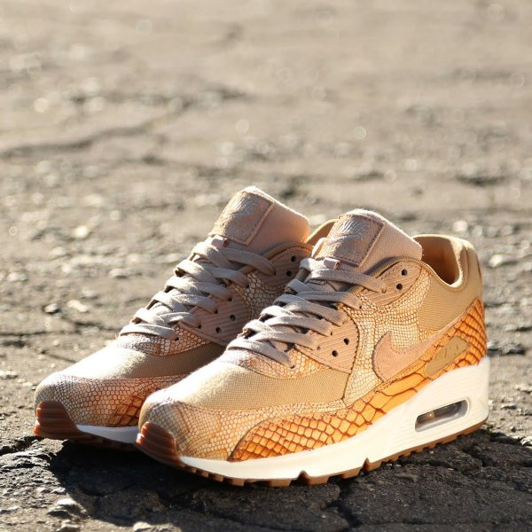new lower prices pretty cool large discount order nike air max 90 premium ltr vachetta tan 1acd7 11909