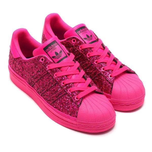 8ebaf4cee77 アディダス adidas スニーカー オリジナルス スーパースター W (SHOCK PINK SHOCK PINK COLLEGE ...