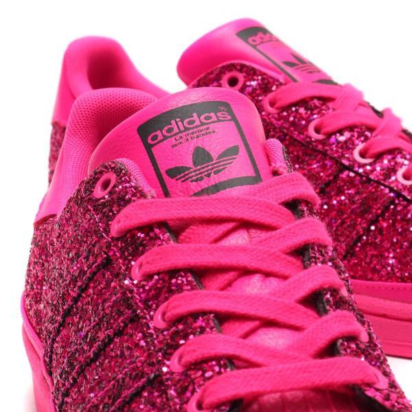 aec1ca9a930 ... アディダス adidas スニーカー オリジナルス スーパースター W (SHOCK PINK SHOCK PINK COLLEGE ...