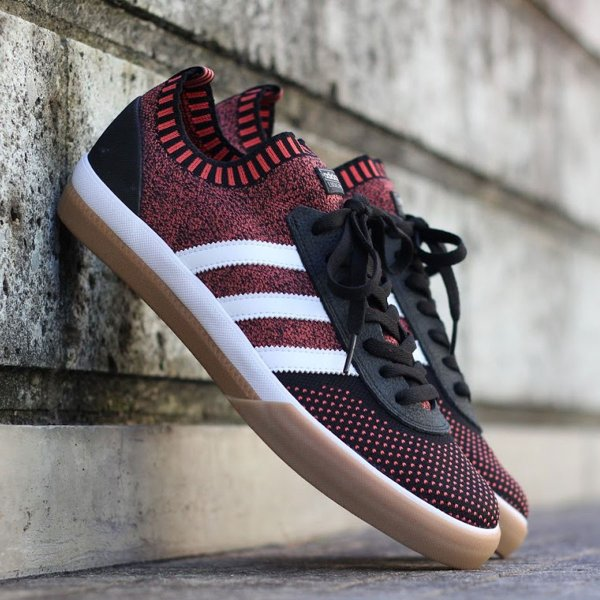 adidas Originals LUCAS PREMIERE PK (Core Black/Running White/Trace Scarlet) 18SS-I|chapter-ex