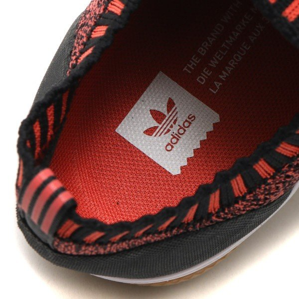 adidas Originals LUCAS PREMIERE PK (Core Black/Running White/Trace Scarlet) 18SS-I|chapter-ex|11