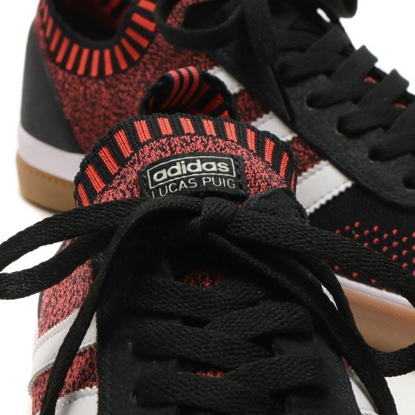 adidas Originals LUCAS PREMIERE PK (Core Black/Running White/Trace Scarlet) 18SS-I|chapter-ex|08
