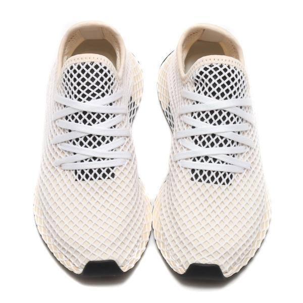 c43b8cc0e68ee ... adidas Originals DEERUPT RUNNER W (Linen Linen Ecru Tint) 18SS-S ...