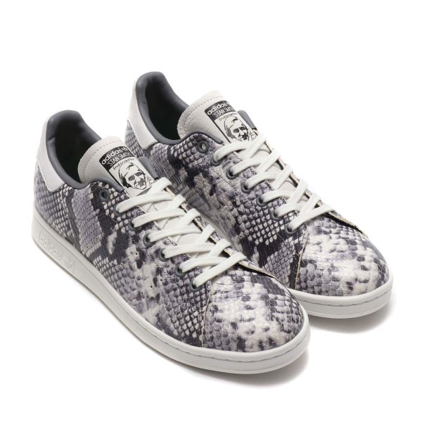 アディダスオリジナルス adidas Originals スニーカー スタンスミス (CRYSTAL WHITE/CRYSTAL WHITE/CORE BLACK) 19FW-S|chapter-ex|01