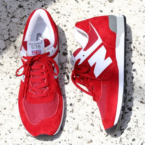 New Balance M576RR (RED/WHITE) 18SP-I|chapter-ex