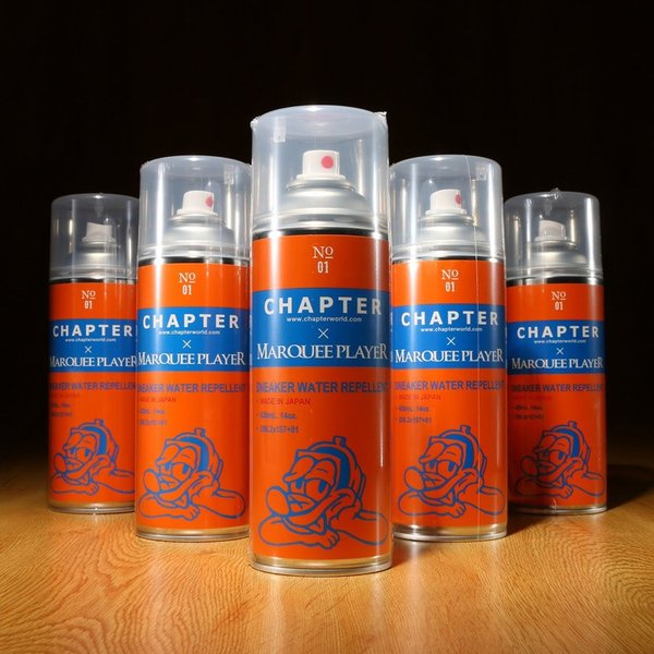 CHAPTER × MARQUEE PLAYER SNEAKER WATER REPELLENT No01 420ml|chapter-ex