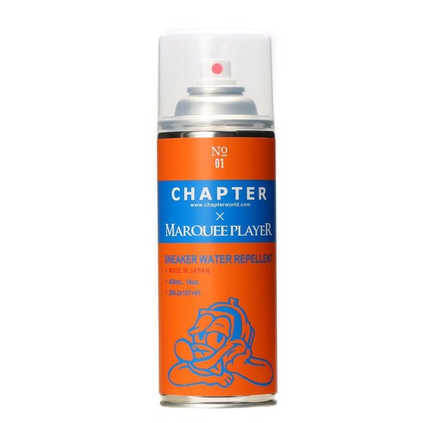 CHAPTER × MARQUEE PLAYER SNEAKER WATER REPELLENT No01 420ml|chapter-ex|02