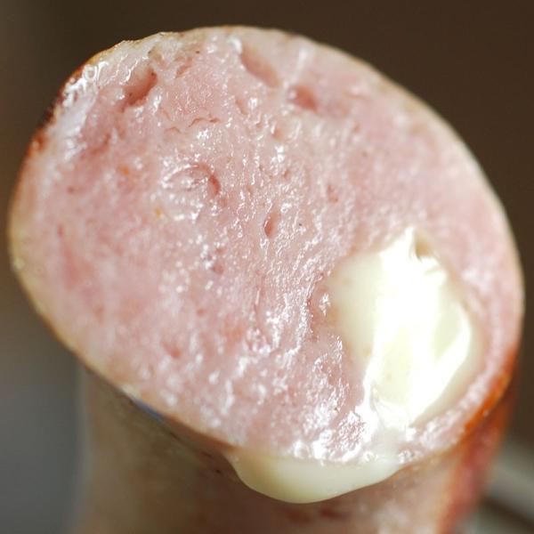 フランクフルト(カマンベールチーズ入り)約120g 冷凍