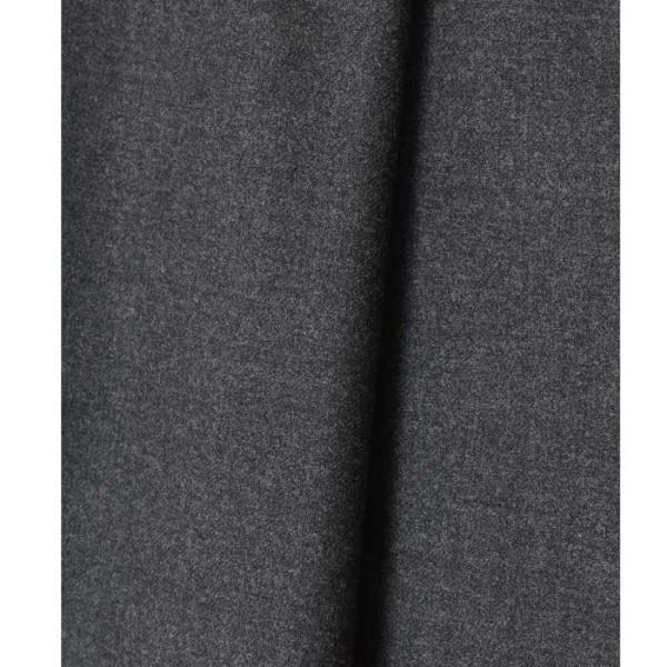 CLANE HOMME 通販 クラネオム 1TUCK WIDE PANTS ワンタック ワイド パンツ GRAY グレー 2019年秋冬新作|charger|05
