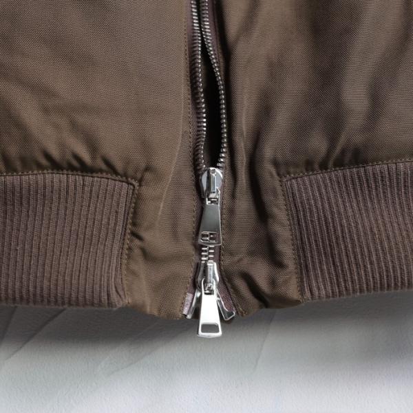 wjk MA-1 ジャケット ダブルジェイケイ  ブルゾン MA-1 PRIMALOFT プリマロフト カーキ khaki  2019秋冬新作|charger|05