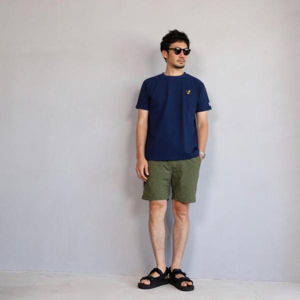 テス ザエンドレスサマー Tシャツ TES THE ENDLESS SUMMER ツマミ 刺繍Tシャツ ネイビー 'TUMAMI' EMB TEE NAVY 2019春夏新作|charger|04