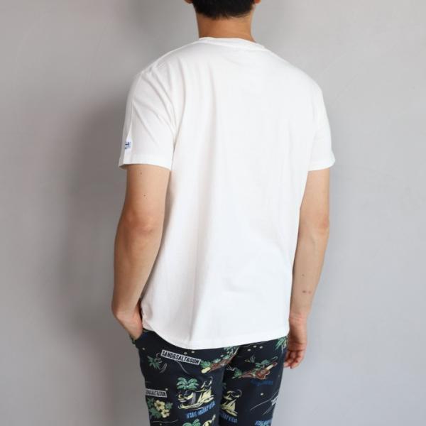 テス ザエンドレスサマー Tシャツ TES THE ENDLESS SUMMER ベティ ブラック刺繍 Tシャツ ホワイト SHRED BETTY BLACK EMB TEE WHITE 2019春夏新作 charger 02