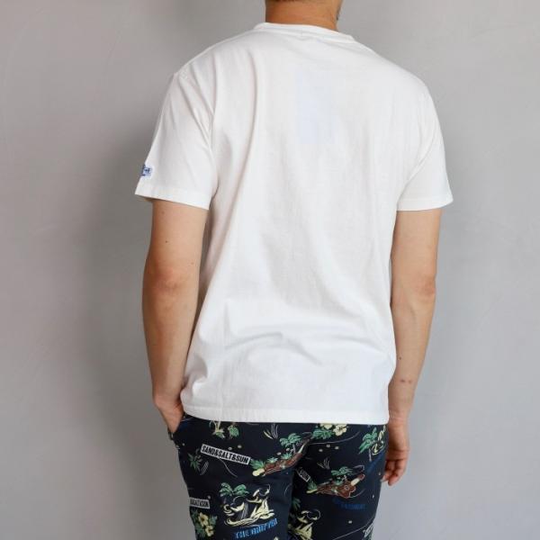 テス ザエンドレスサマー Tシャツ TES THE ENDLESS SUMMER ブヒTシャツ ホワイト BUHI TEE WHITE 2019春夏新作|charger|02
